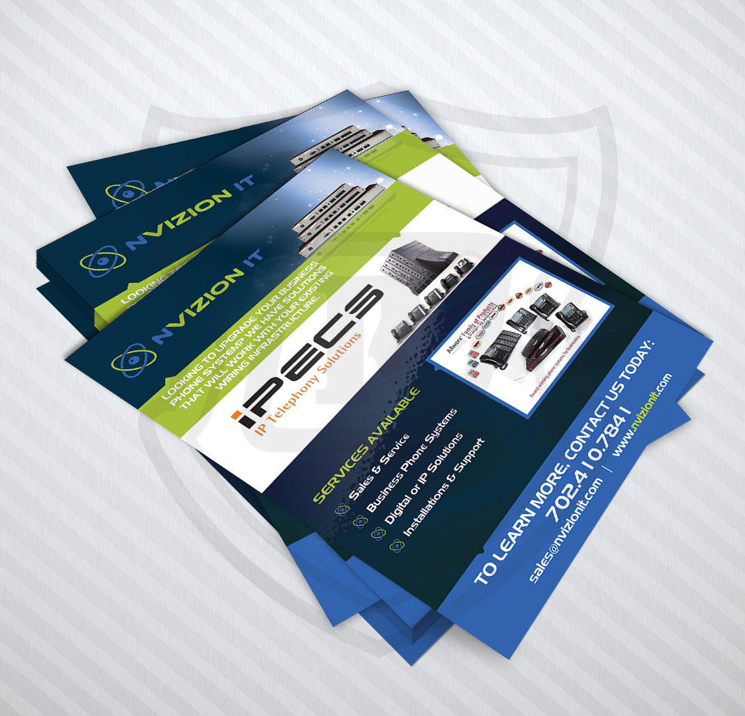 Single site Flyer