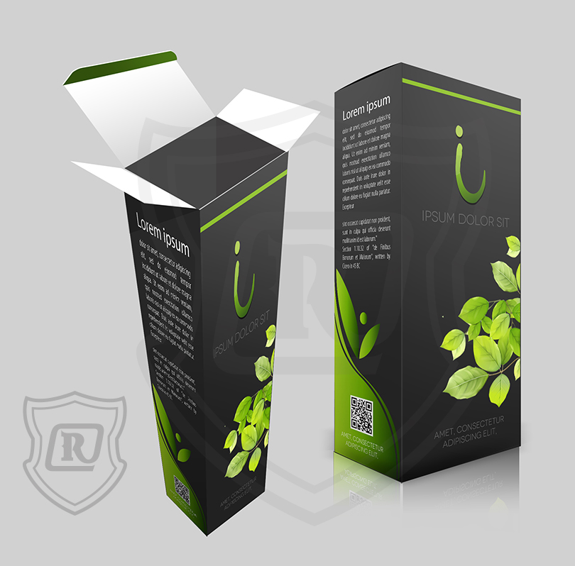 3D PACKAGING DESIGN